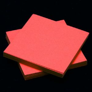 Small origami, red, 5.5cm, 100 sheets, (Papers not perfectly square - sold at a discount), [KY641]